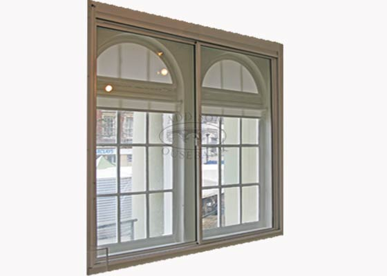 2-Panel Horizontal Sliding Window